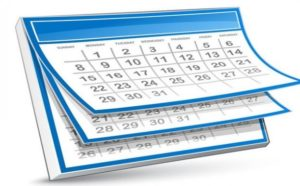Calendrier CD 68